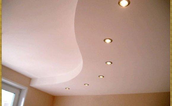 Стоимость подвесного потолка