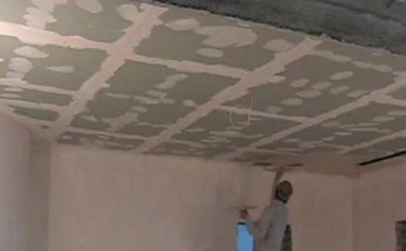 Выравнивание потолков